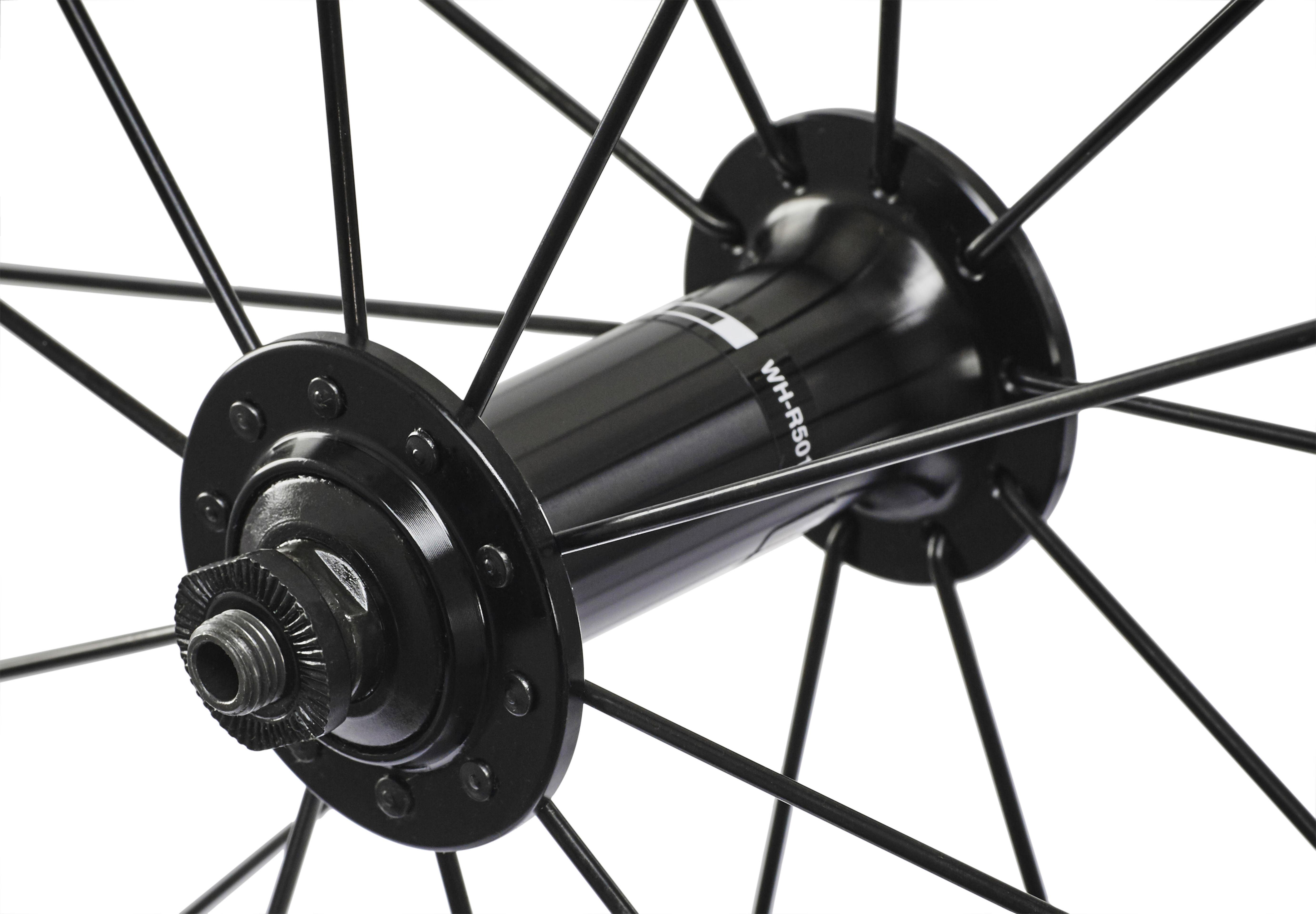b221f937d40 Shimano WH-R501 700C black at Bikester.co.uk
